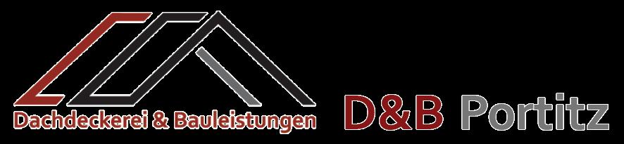 D&B Portitz - dachdeckerei & Bauleistungen